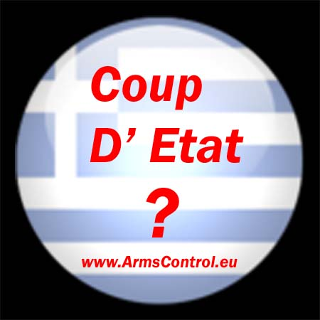 Πραξικόπημα Ελλάδα coup d'etat Greece