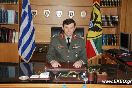 Κωνσταντίνος Γκίνης Αρχηγός ΓΕΣ