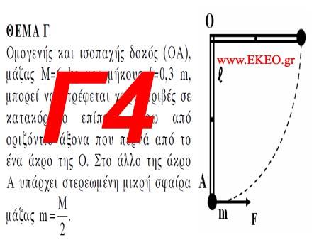 Πανελλαδικές Εξετάσεις 2012 Φυσική Γ4