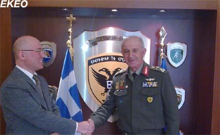 Παραίτηση Αρχηγού ΓΕΣ Κωνσταντίνος Ζιαζιάς