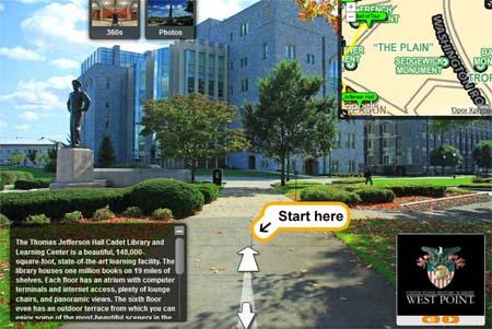 Βόλτα στο West Point Στρατιωτική Ακαδημία ΗΠΑ